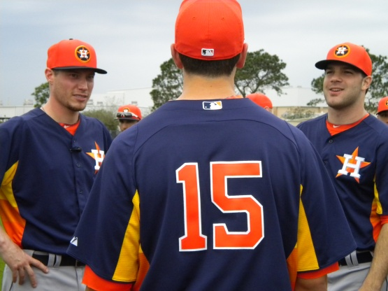 Harrell and Keuchel talk to Jason Castro.